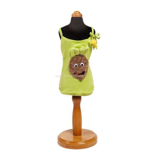Pineapple Dog Shirt