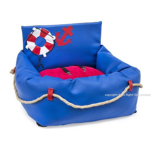 Sailor Driving Kit Dog Car Seat