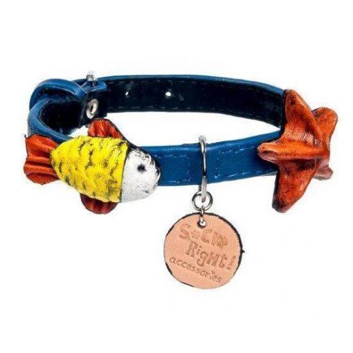 Saint Tropez Dog Collar