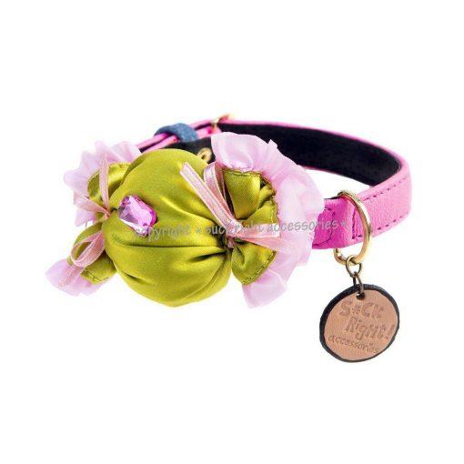 Silk Candy Dog Collar