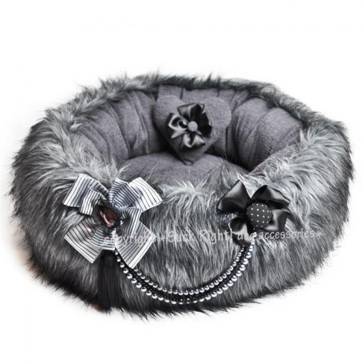 Tiger Lily Dog Bed