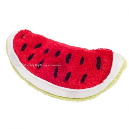 Watermelon Dog Toy